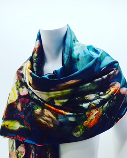 This Just In: Silk Scarves are Now Available!